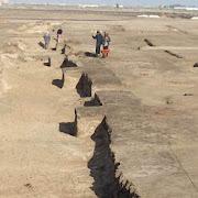 Археологи нашли следы битвы египтян с гиксосами