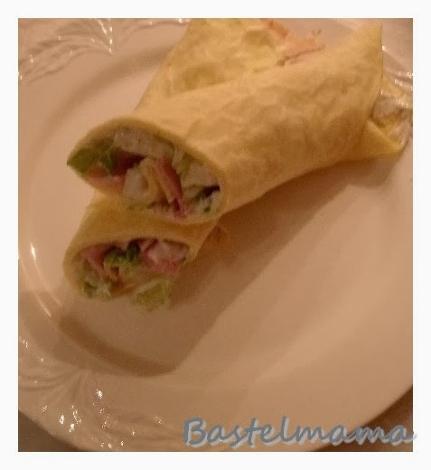 Wrap nach Thermomoxrezept