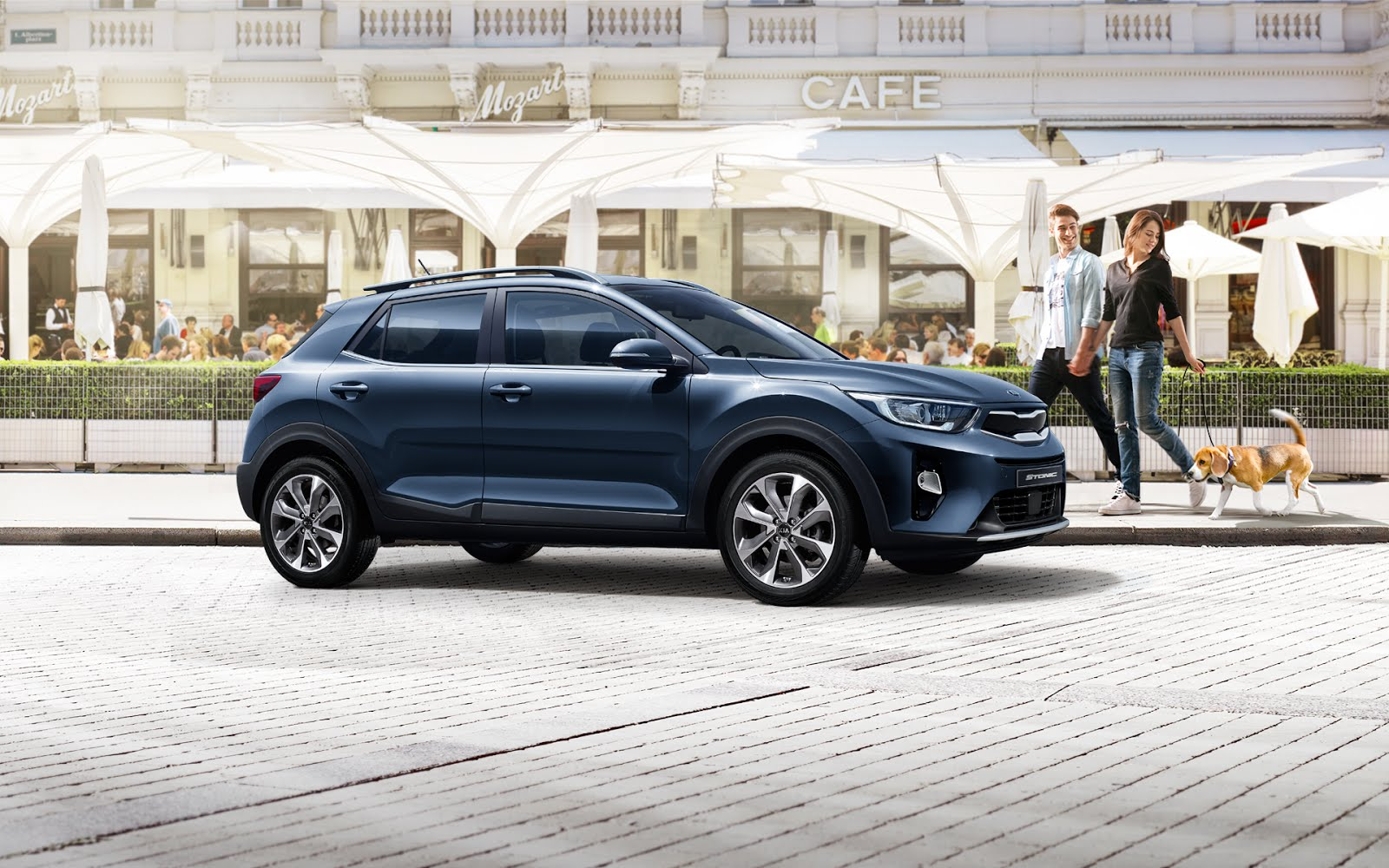 Hyundai Kona Kia Stonic >> Leopaul's blog: Kia Stonic
