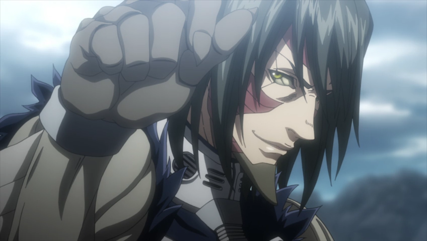 Terra Formars Episode 6 Subtitle Indonesia