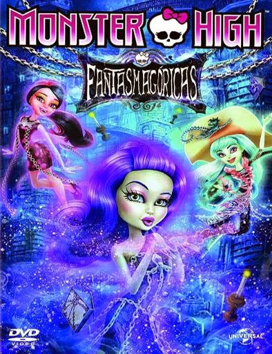 Ver Monster High: Fantasmagóricas (2015) Online