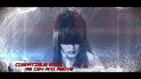 VideoHive Music Distortion Slideshow