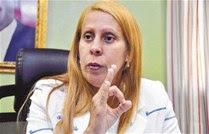 """Taina Gautreaux acusa a """"grupito"""" del PLD de haberse enriquecido en el Gobierno"""