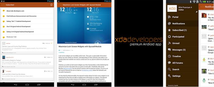 XDA Premium Apk Terbaru