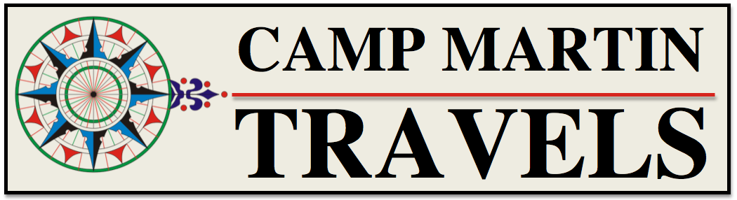 Camp Martin Travels