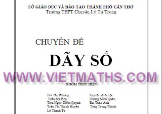 tai lieu day so on thi hoc sinh gioi toan trung hoc pho thong