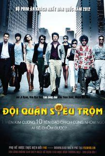 Đội Quân Siêu Trộm (2012)