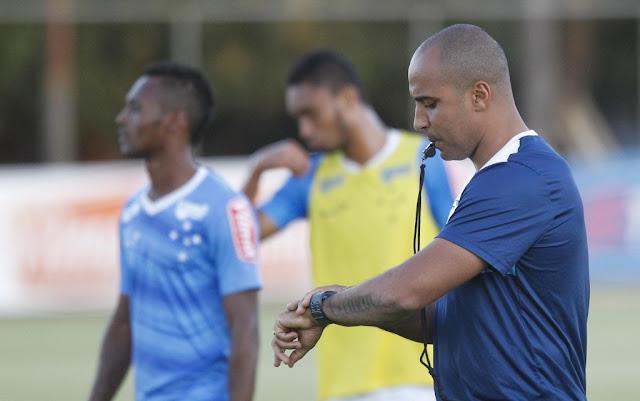 Deivid não revela equipe que vai enfrentar a Ponte Preta (Foto: Washington Alves/Light Press)