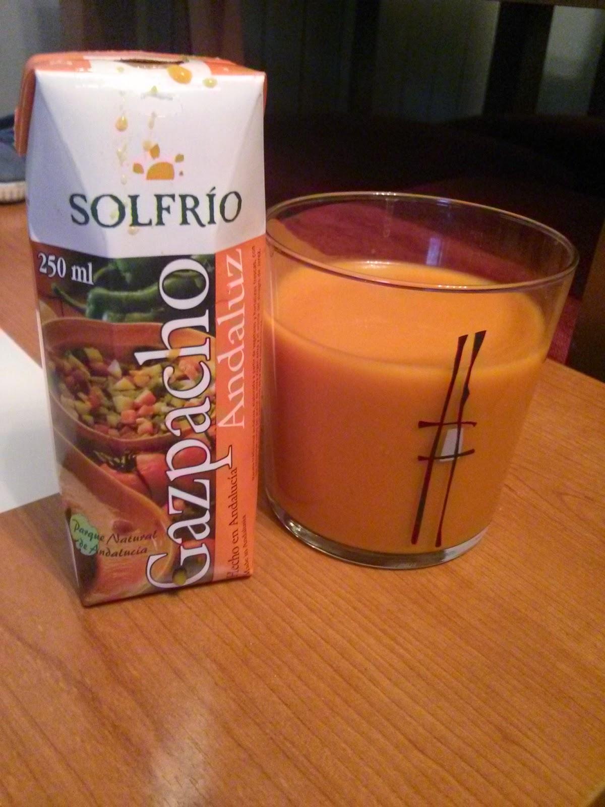 SolFrio gazpacho