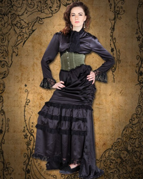 Steampunk Fashion Women Dresses Steampunk Dressing: If...