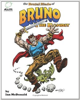Bruno the Bandit on Comixology!
