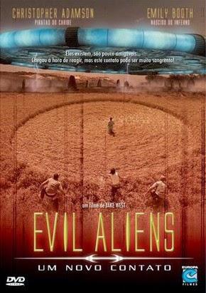 Evil Aliens: Um Novo Contato – Dublado (2005)