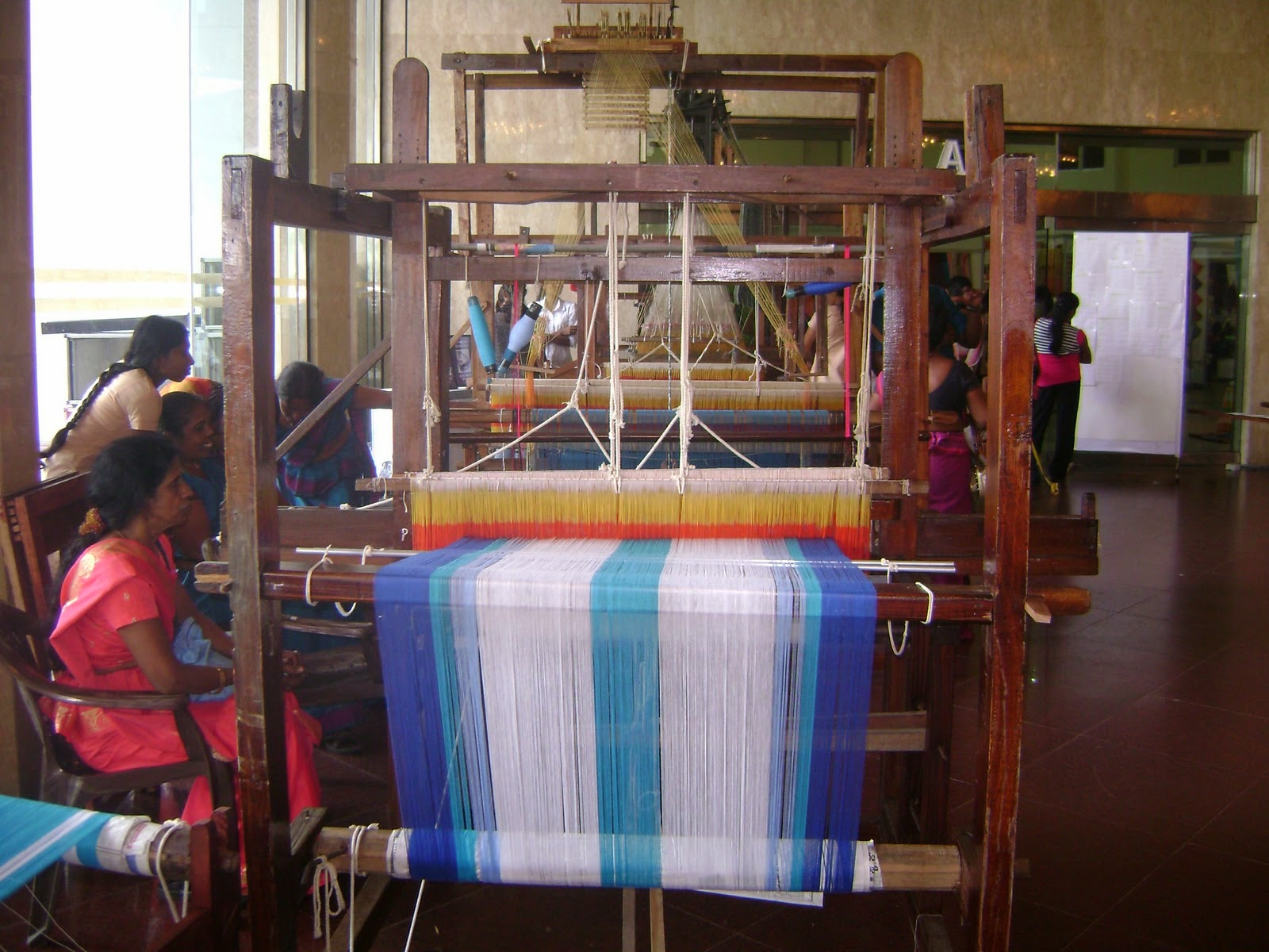 fabric-machine
