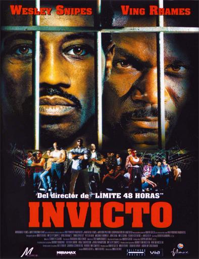 Ver Contraataque (Undisputed) (2002) Online