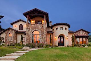 บ้านทรงสเปน