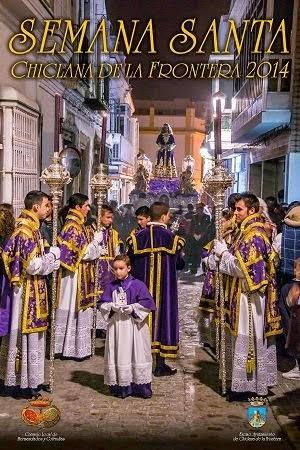 CARTEL SEMANA SANTA CHICLANA 2014