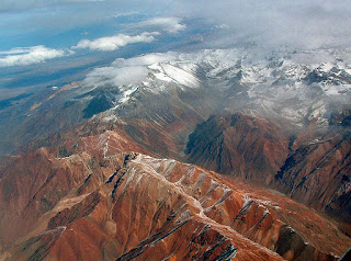 Andes, mountain, Chile