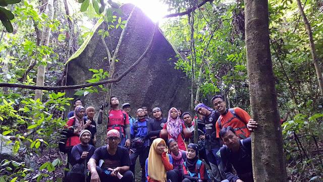 Hiking: Trip Gunung Jono by OGKL