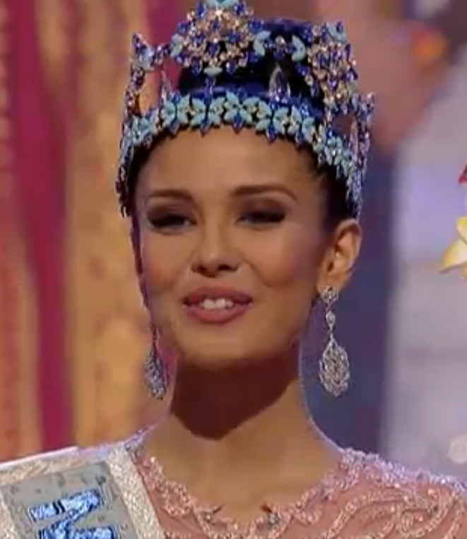 The official thread of Miss World 2013: Megan Lynne Young- Philippines  World1
