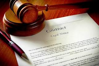 Perjanjian kerja atau employment agreement