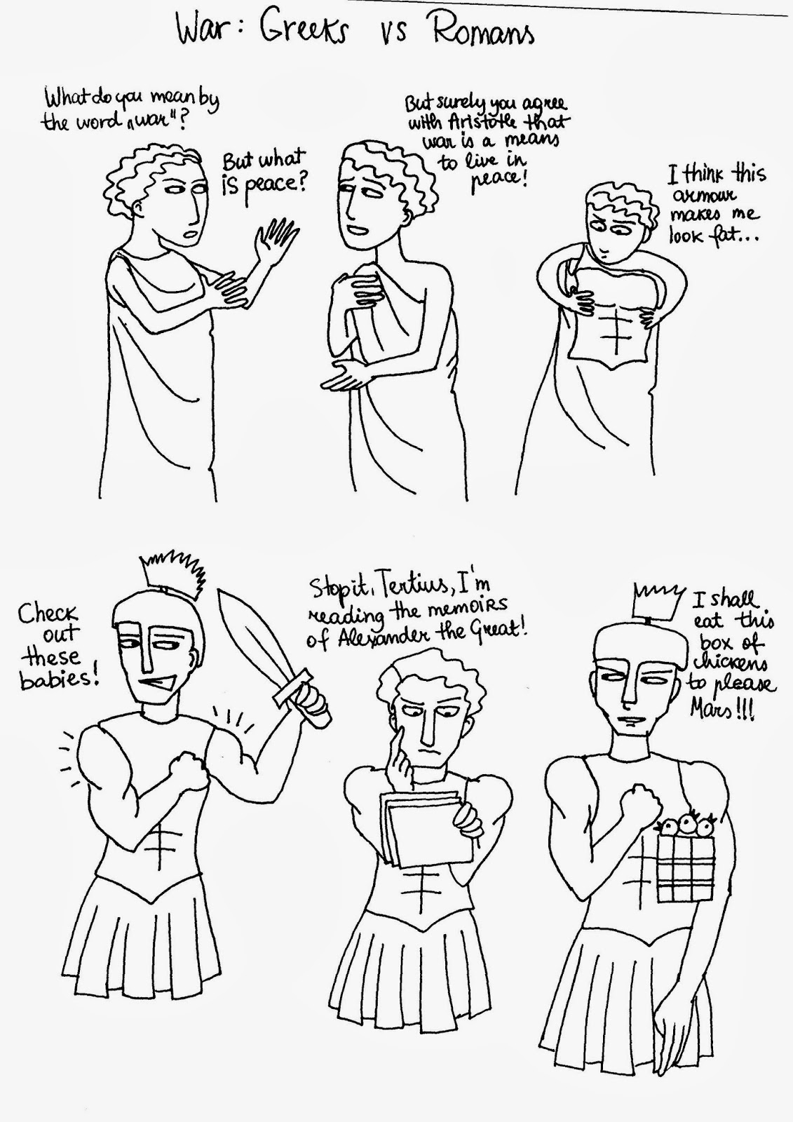 the differences between the ancient romans and the ancient greeks Ancient greece vs ancient rome when comparing ancient greece and ancient rome, one can see that there are many.