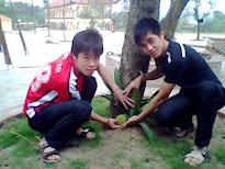 Ảnh chụp ở chùa Hà Hoa Tiên