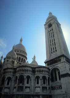 montmartre church