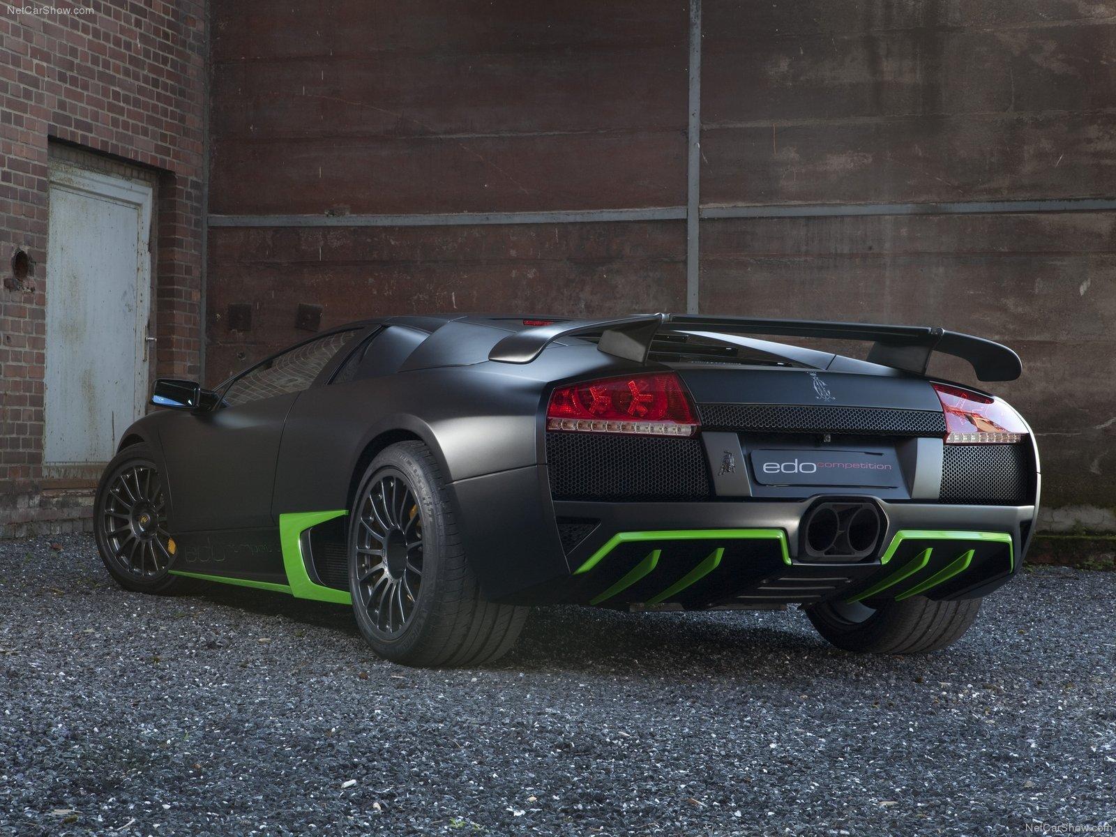 Hình ảnh siêu xe Edo Lamborghini Murcielago LP750 2011 & nội ngoại thất