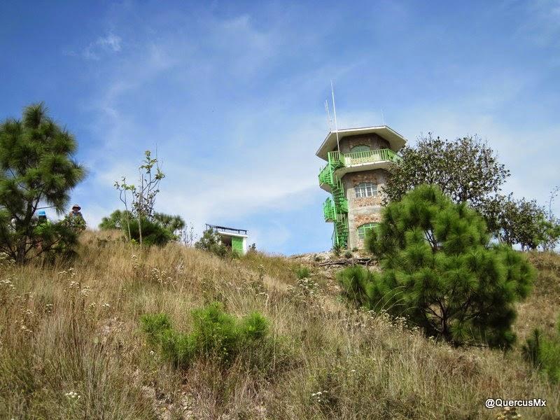 Torre 3 en el Cerro San Miguel - Bosque La Primavera