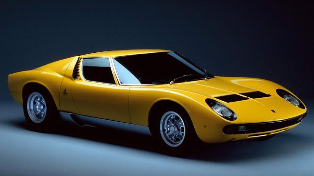 Los autos clásicos