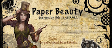 My New Blog PAPER BEAUTY