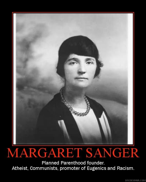 margaret sanger socialist eugenist
