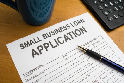 your small business loan