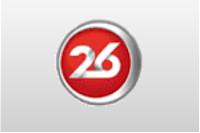 Ver Canal 26 online gratis