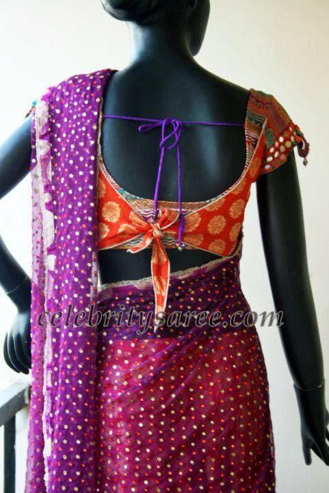 Best Designer Blouse Tailors In Chennai