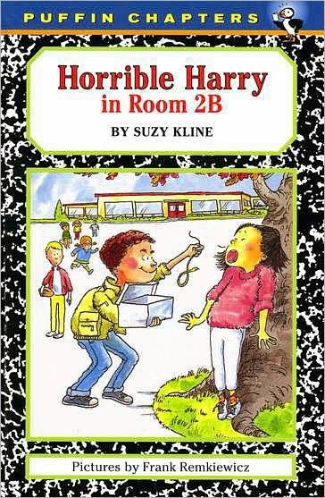 horrible harry at halloween book report
