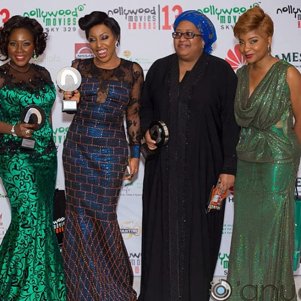 nollywood movie awards 2013