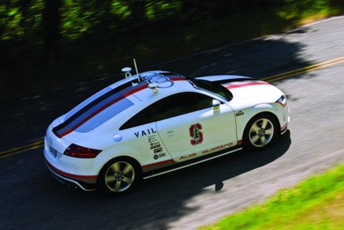 5 công nghệ tương lai dành cho xe hơi