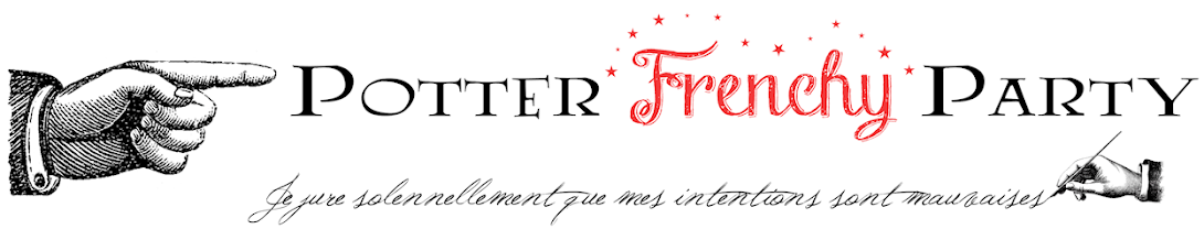Potter Frenchy Party - Une fête chez Harry Potter