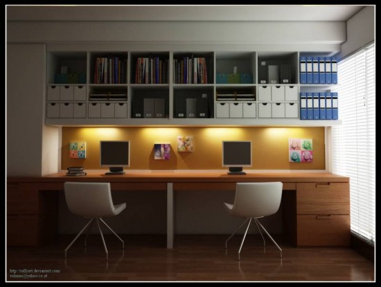 Delicieux Inspirations Home Office Design Concept 2
