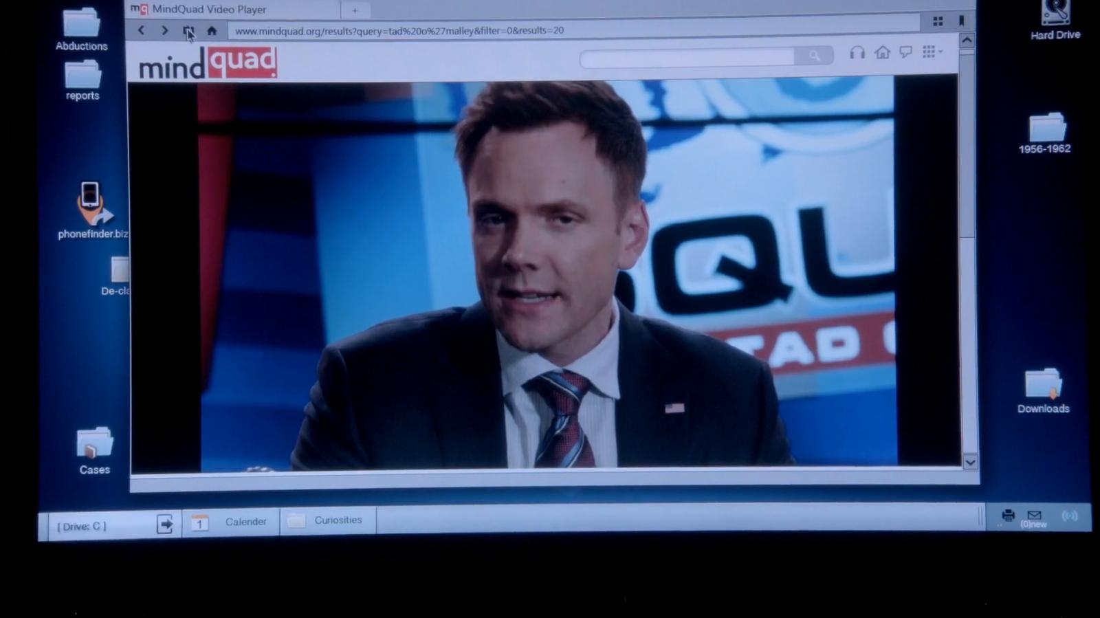 The X Files S10E06 | HDTV 720p x265 | Inglés