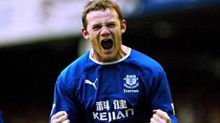 Wayne Rooney Main untuk Everton