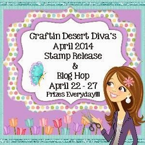 Craftin Desert Divas April Release!