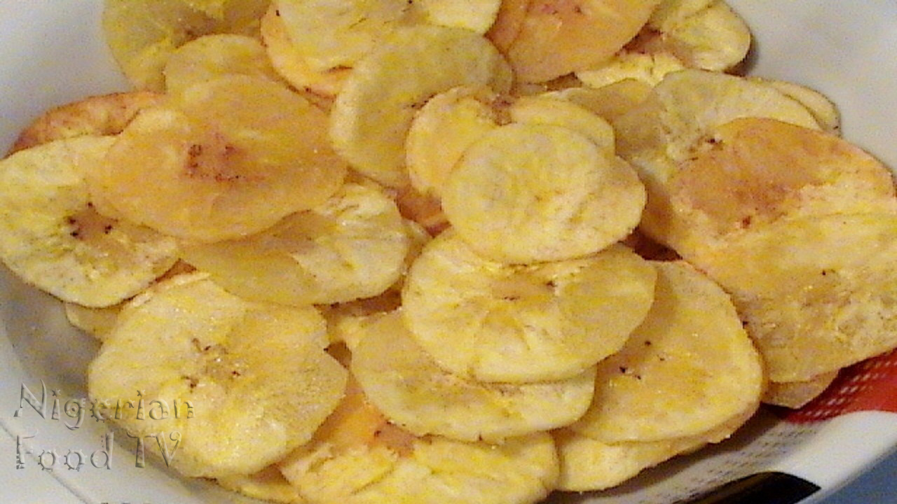 sweet banana chips Plantain Chips