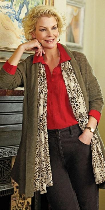 Fashion work moda para mujeres de 50 for Maduras en la oficina