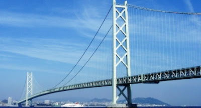 Akashi-Kaikyo, Jembatan Terpanjang di Dunia