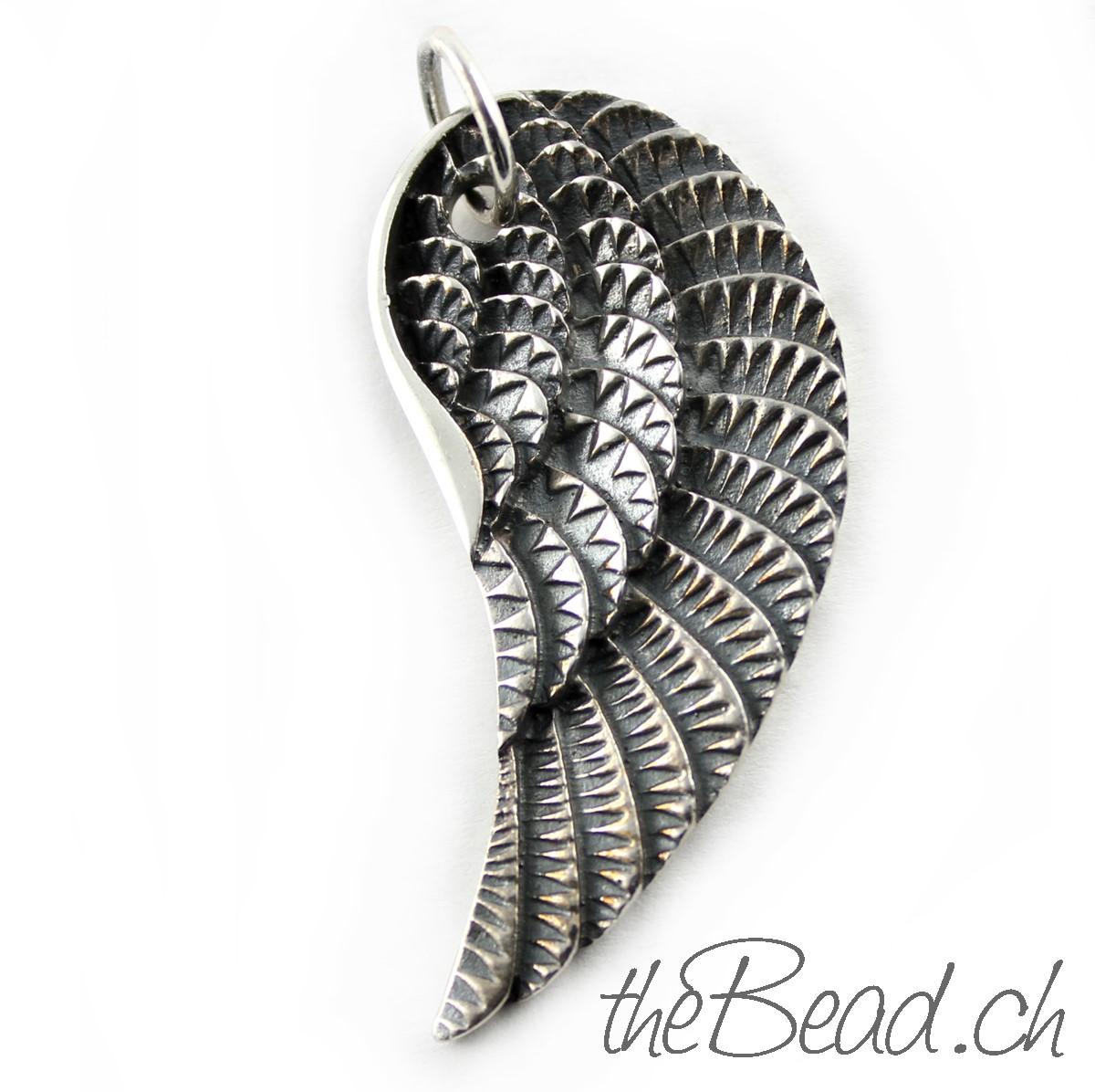 Silberanhänger für Ketten von Ihrem schweizer Schmuck Onlineshop theBead