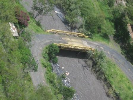 Atención: Cerrada la carretera El Espino – Capitanejo
