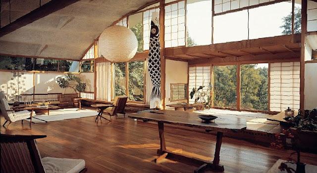 George Nakashima's Studio