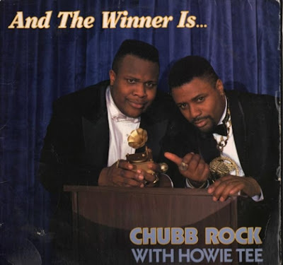 Chubb Rock With Howie Tee – And The Winner Is… (CD) (1989) (FLAC + 320 kbps)